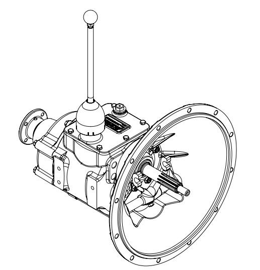 4 Speed Transmission SAE 4
