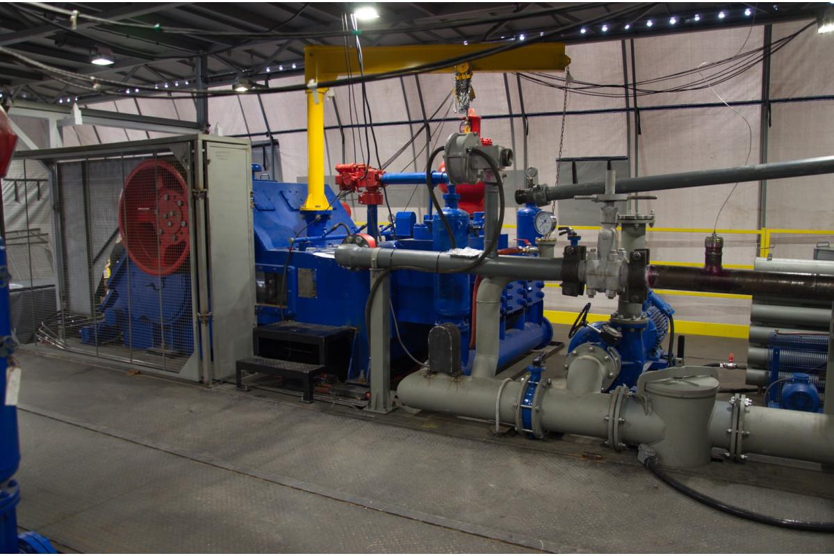 Дополнительное оборудование для бурового насоса