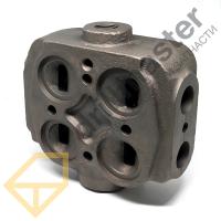 P500358 Корпус блока клапанов E04