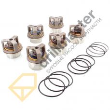 P508619 Комплект клапанов FMC L1622HV