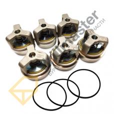 P515061 Комплект клапанов FMC M1432