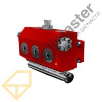 1P100646 Гидравлический корпус (Гидрокоробка) SPM TWS-2250
