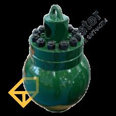 Демпфер пульсаций для бурового насоса KB-45