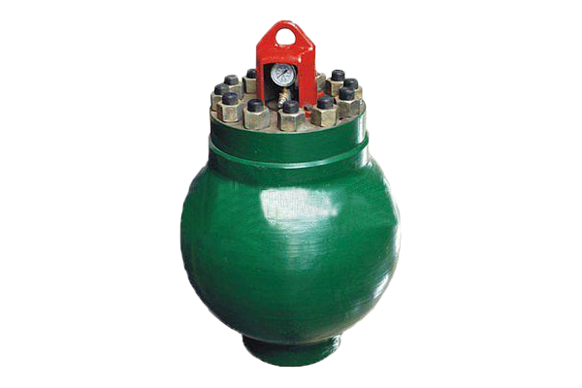 Демпфер (пневмокомпенсатор) для бурового насоса