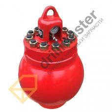 Демпфер пульсаций для бурового насоса Emsco F2200 (2200 HL)