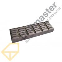 Вставка тисков для установки Vermeer 50x100, 80x100, 100x120